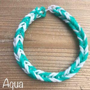 Jewelry - Choice of 3 Rainbow Loom Bracelet